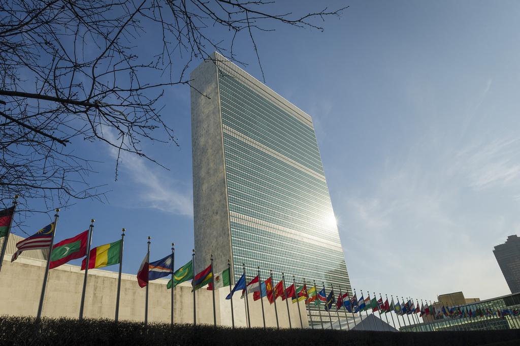 The UN Summit of 2015